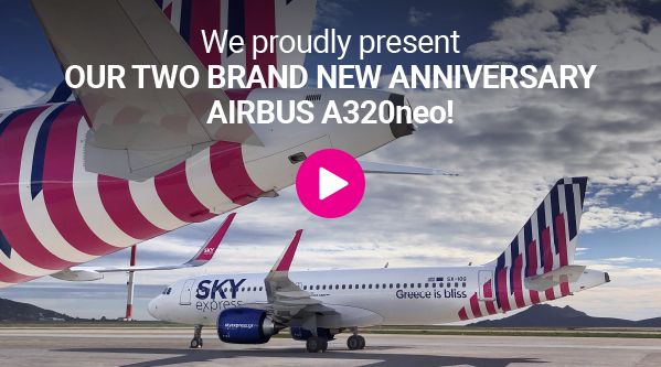 TWO BRAND NEW AIRBUS A320neo