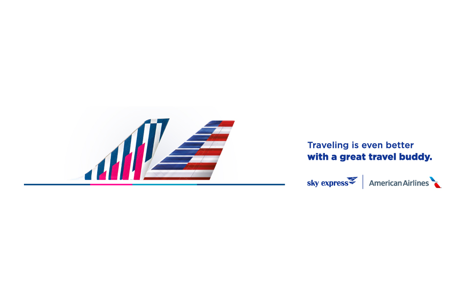 Cooperation with American Airlines