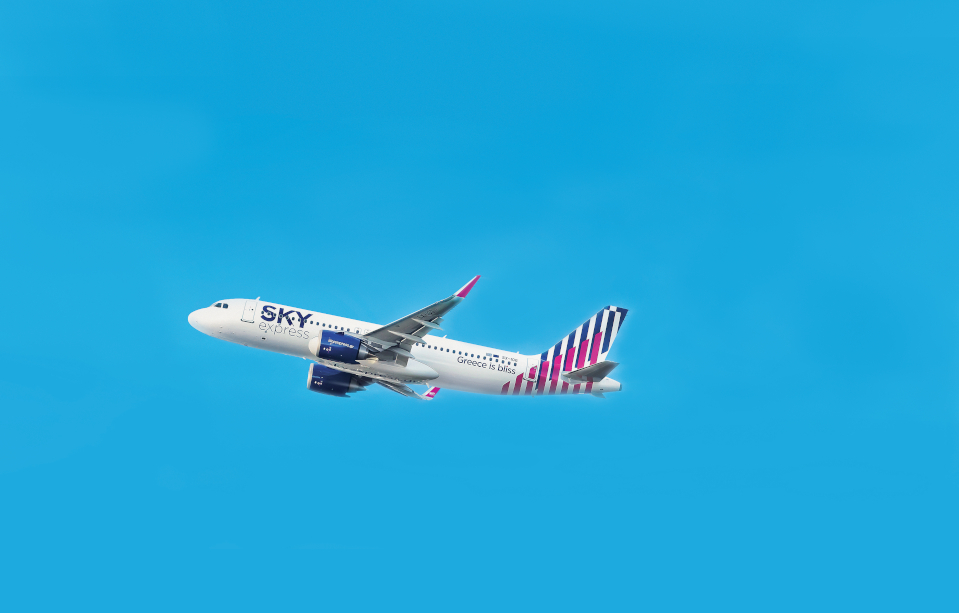 SKY express spreads its wings to Rhodes