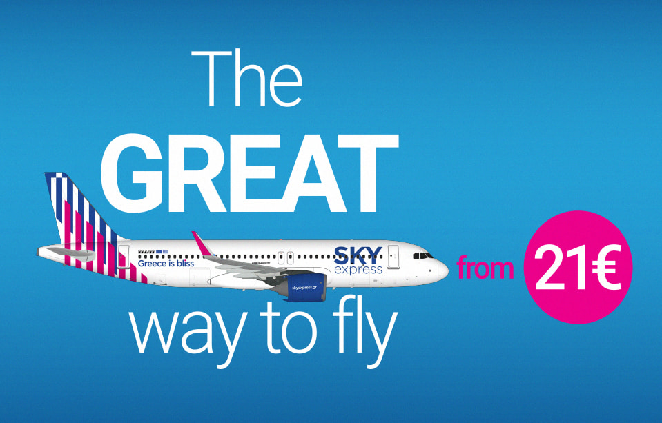 The GREAT way to fly!