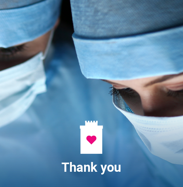"""Our """"thank you"""" to Thessaloniki's ICU staff"""
