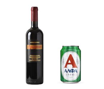 Κρασί ή Μπύρα