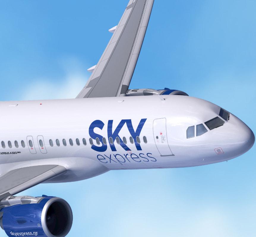 SKY Express itineraries